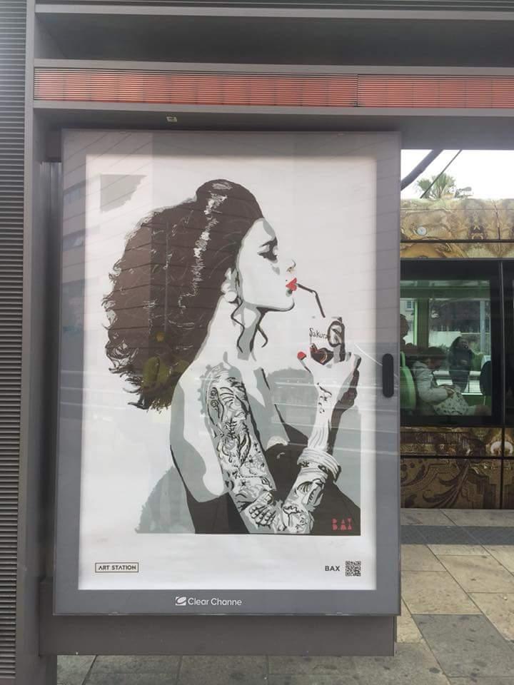 Art station belle et rebelle